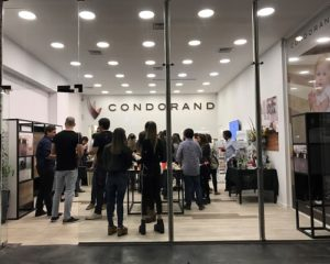 Condorand Luxury Vinyl  Floors, nuevo showroom