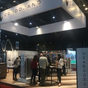 Condorand Luxury Vinyl Floors participó en BATEV